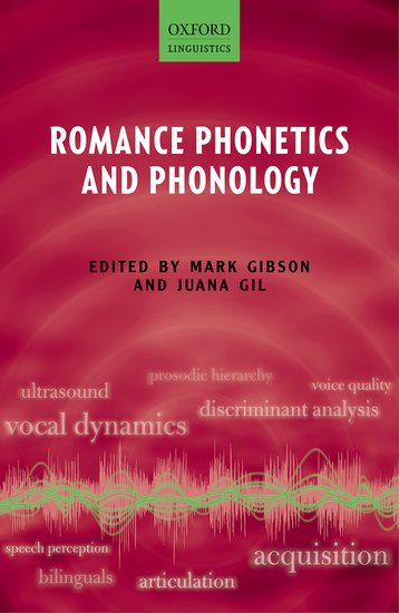 Romance Phonetics and Phonology (libro)